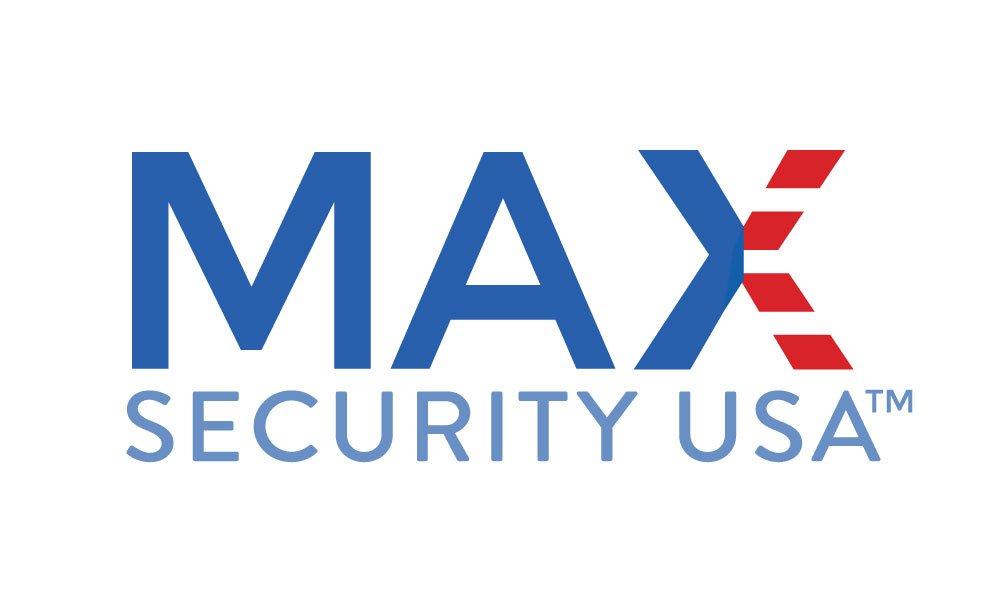 Max Security USA logo